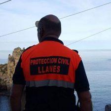 Reconocimiento público del Consejo Social de Llanes a la agrupación de Protección Civil