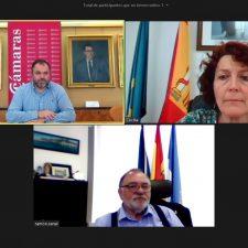 Ribadesella y El Franco intercambian experiencias turísticas en apoyo al comercio local