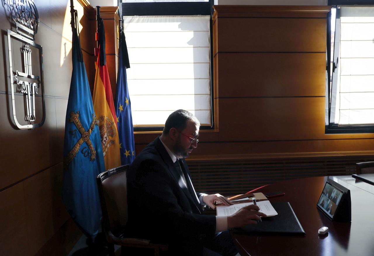 El Principado pedirá el paso de Asturias a la Fase 3 a partir del lunes