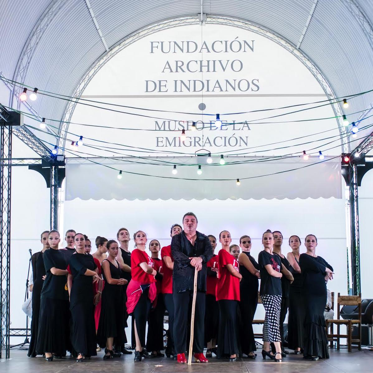 El encuentro con los maestros del flamenco regresará un verano mas a Colombres de la mano de Antonio Canales