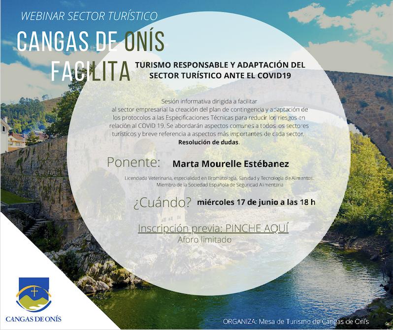 La Mesa de Turismo de Cangas de Onís pone en marcha un servicio de ayuda e información al empresariado