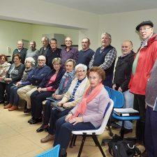 El coro La Fuentina de Ribadesella regresa el martes a los ensayos para preparar el Festival de Habaneras