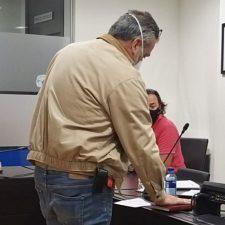 Juan Carlos Valle Berbes se convierte en nuevo concejal de Foro en el Ayuntamiento de Ribadesella