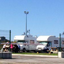Los Caravanistas de Asturias se defienden ante las pretensiones de OTEA Llanes