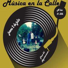 Los jueves de julio y agosto se amenizarán con Música en la Calle en la villa de Ribadesella