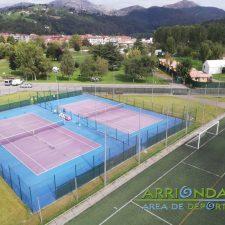 Arriondas abre sus instalaciones deportivas al aire libre y el gimnasio municipal