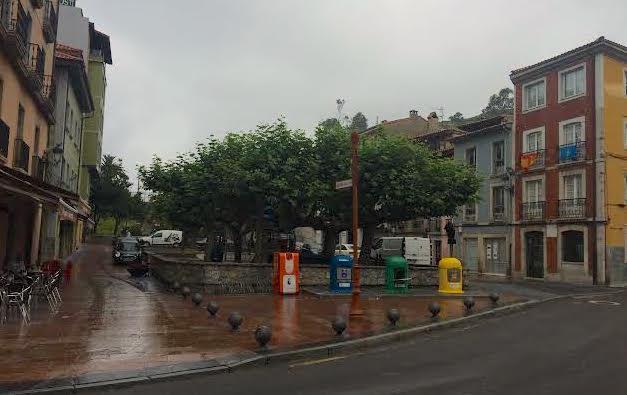 Una sentencia judicial obliga al Ayuntamiento de Ribadesella a retirar la terraza del Café La Villa