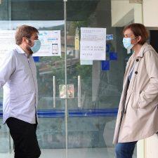 Podemos Asturies pide en Villamayor la reapertura inmediata de todos los consultorios periféricos