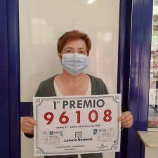 El primer premio de la Lotería Nacional de este jueves le embolsa 30.000 euros a una vecina de Ribadesella