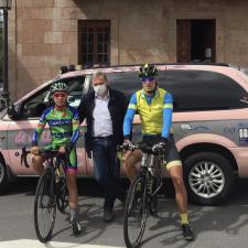 Una contrarreloj por equipos con final en el Santuario de Covadonga y una etapa entre Carreña y Arriondas