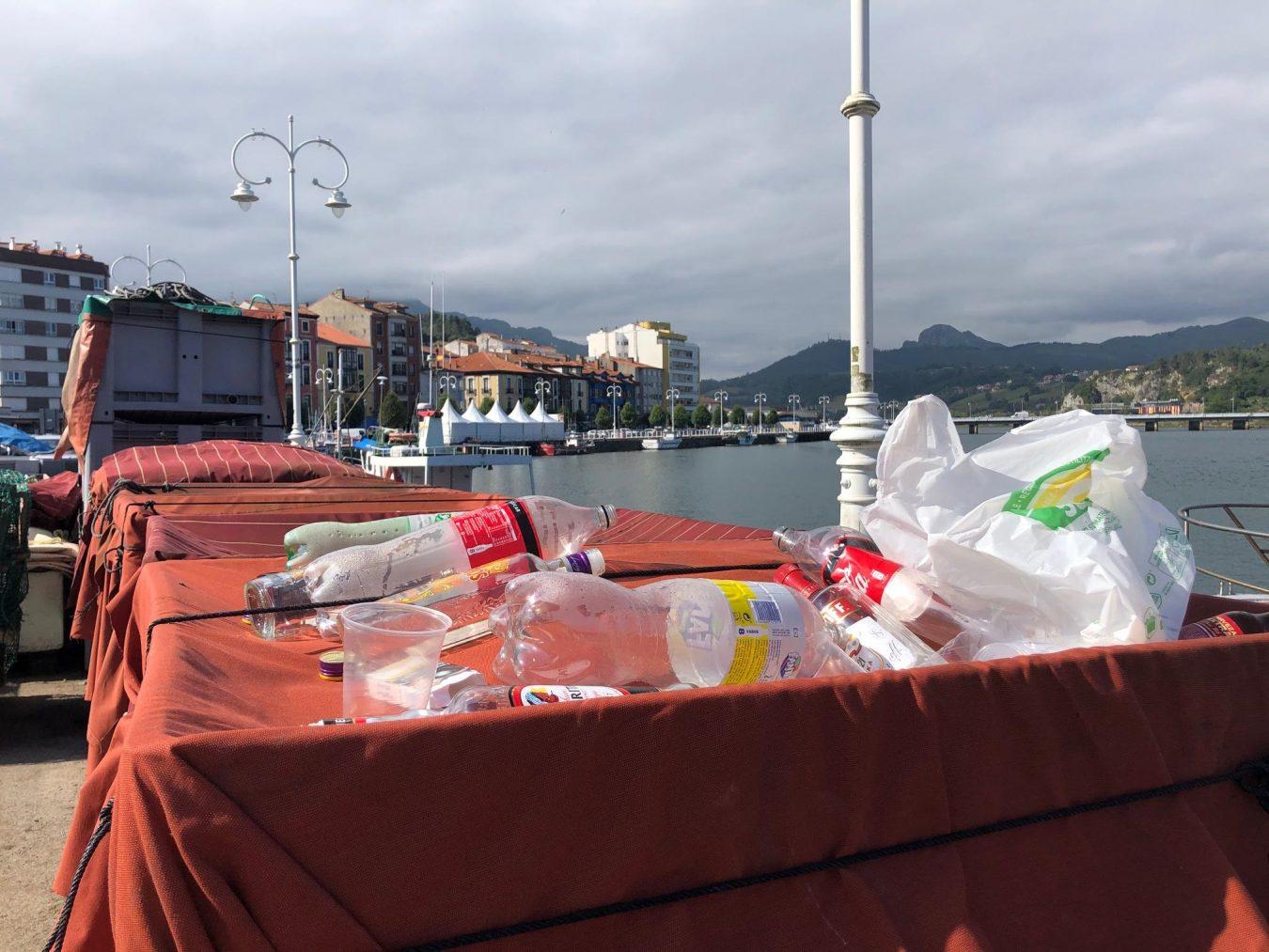 El alcalde de Ribadesella pide mas apoyo de la Guardia Civil para erradicar los botellones