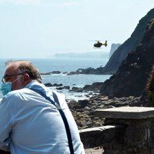 Encuentran el cadáver de una mujer en el pedral de Xicu, al este de la riosellana playa de La Atalaya