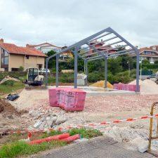 Comienza la construcción de la nueva Casa Concejo de Celoriu y concluye la mejora de caminos en La Borbolla