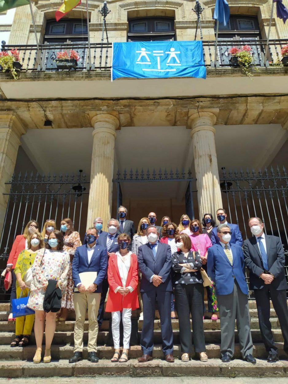 Cangas de Onís acoge el Día de la Justicia Gratuita y del Turno de Oficio