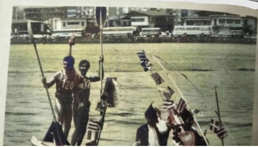 Piden un reconocimiento honorífico para Fofo y Ramón los vencedores del Sella'72 que fueron desposeídos del título meses después