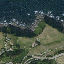 La muerte de la mujer hallada en un acantilado de Ribadesella fue accidental. Todo apunta a que es de origen argentino
