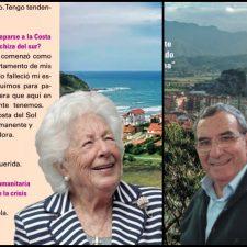 Una revista dedica un amplio reportaje-entrevista a la Ribadesella de Menchu, la reina de la radio y Emilio, el rey del alambique