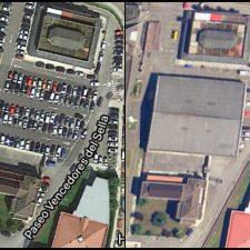 Hoy se cumplen tres años de la demolición de la Nave Delfa de Ribadesella