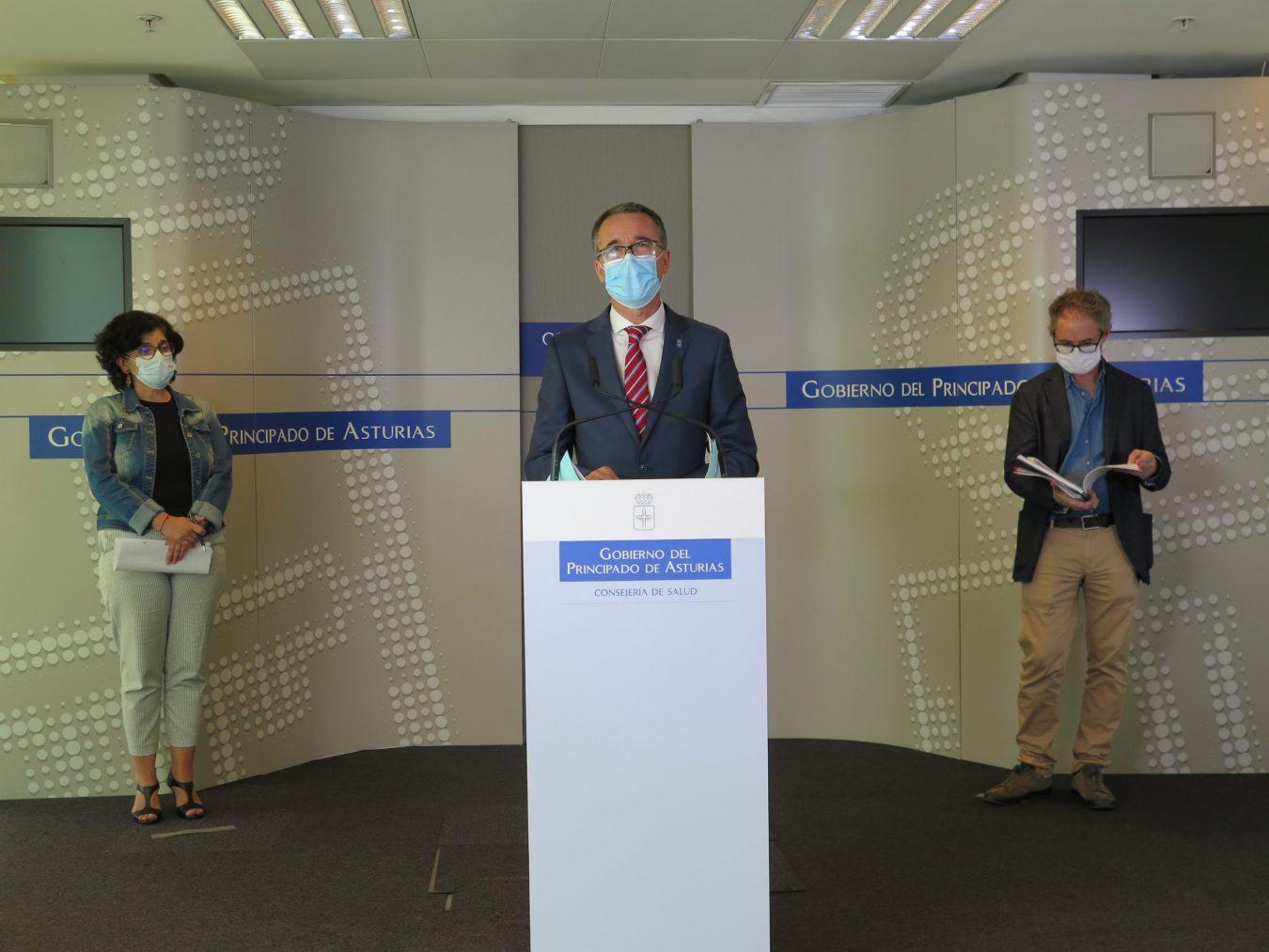 El uso de la mascarilla será obligatorio en Asturias a partir de esta misma tarde