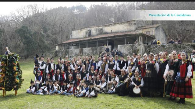 Pimiangu (Ribadedeva) presenta su candidatura al premio Pueblo Ejemplar de Asturias 2020