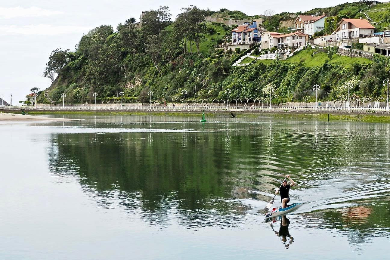 Un vecino de Ribadesella está detrás de la candidatura del río Sella al Premio Pueblo Ejemplar de Asturias