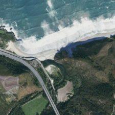 Mil euros de sanción para un maderista de Llanes por talar sin licencia una eucaliptera de San Antolín (Naves)