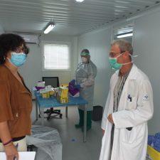 Las mas de 400 pruebas PCR realizadas en el Hospital de Arriondas son negativas