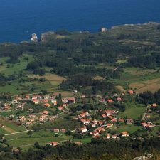 Los alojamientos de turismo rural de Ribadesella mantienen el tipo a pesar de la alerta naranja