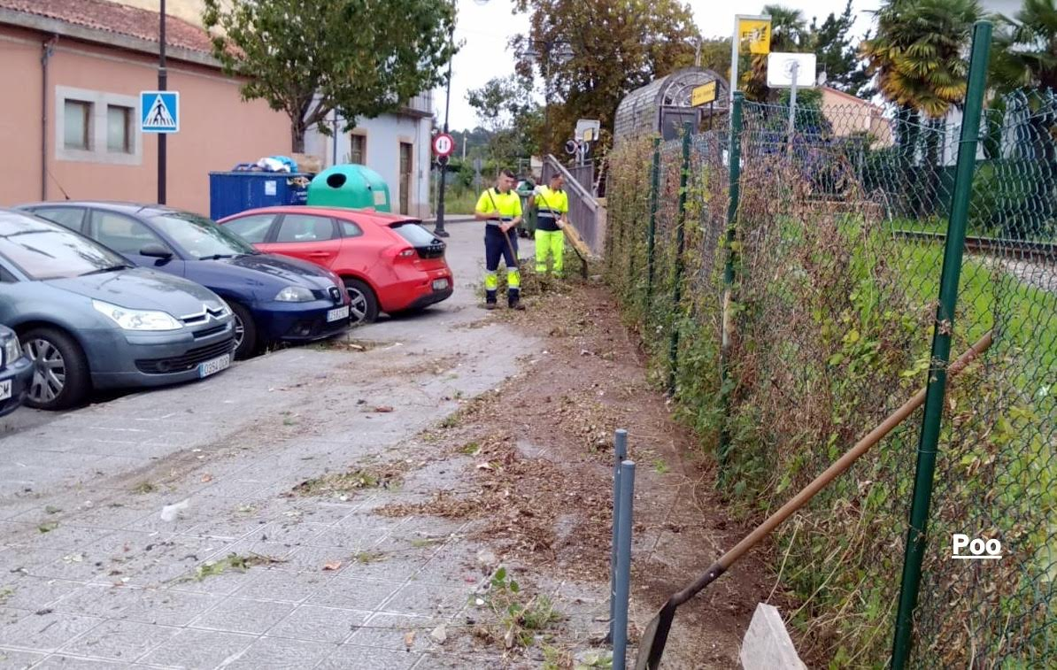 El Ayuntamiento de Llanes destina 29.000 euros a modernizar el alumbrado público de Meré
