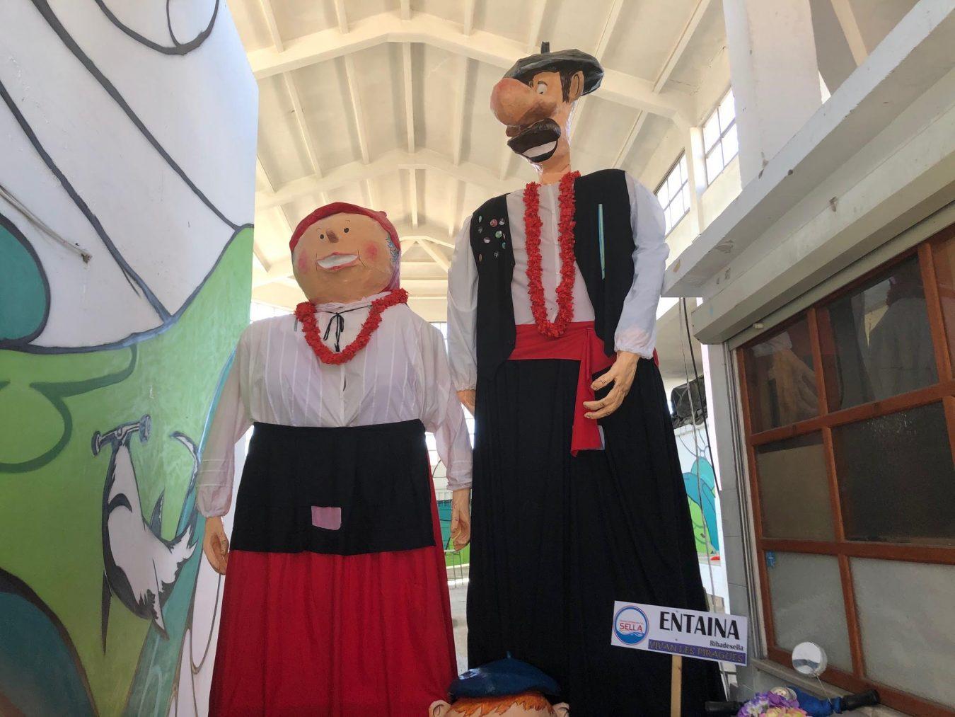 El confinamiento sellero de Pinín, Pinón y Telva en la villa de Ribadesella