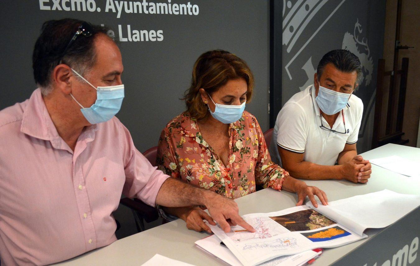 La ETAP de Nueva de Llanes estará lista en cuatro meses con un presupuesto de 567.000 euros