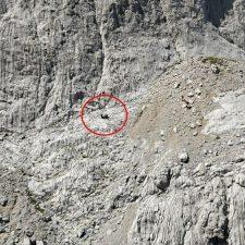 Un montañero sufre una caída de 20 metros cuando escalaba el Picu Urriellu