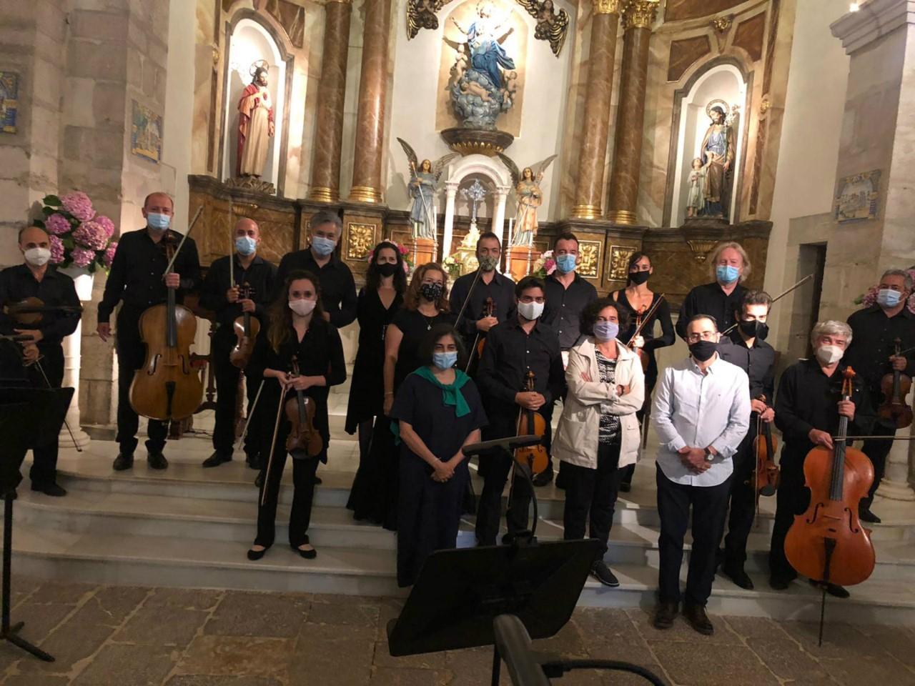 Tras ofrecer un concierto en Colombres, la OPSA también visitará el pueblo marinero de Lastres