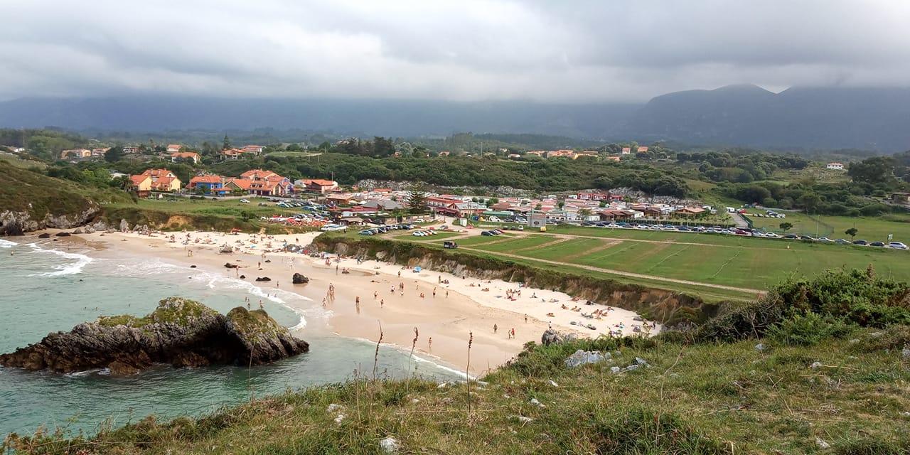 El mes de julio se cierra sin incidencias graves en las playas del concejo de Llanes