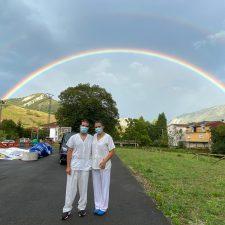 Finaliza el cribado en Poo de Cabrales en una jornada con 40 nuevos positivos en Asturias, solo uno relacionado con un brote