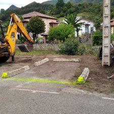 Clausurado un vertedero de basura en Bricia y habilitado un espacio para los contenedores en Riocaliente