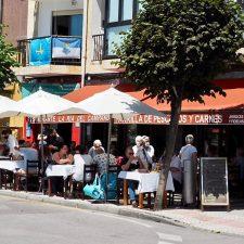 La ordenanza de terrazas de Ribadesella inicia el período de información pública