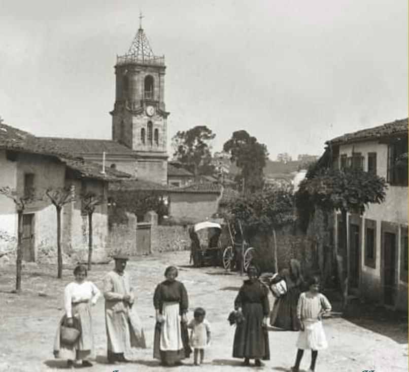 Colunga participa en la edición de un libro con fotografías históricas de Emilio Alonso