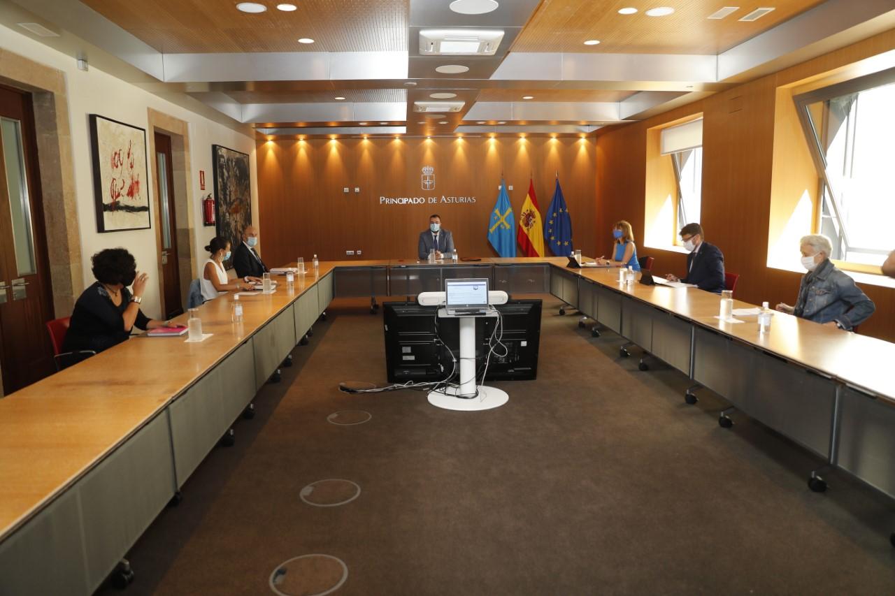 El Principado aprueba 2,3 millones para el saneamiento de Balmori y Posada, en Llanes