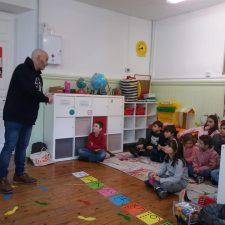 La pandemia y el teletrabajo permiten incrementar en un 25% la matriculación de alumnos en el CRA Picos de Europa