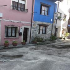 El PSOE de Llanes denuncia el estado de abandono en el que se encuentra el pueblo de Cué