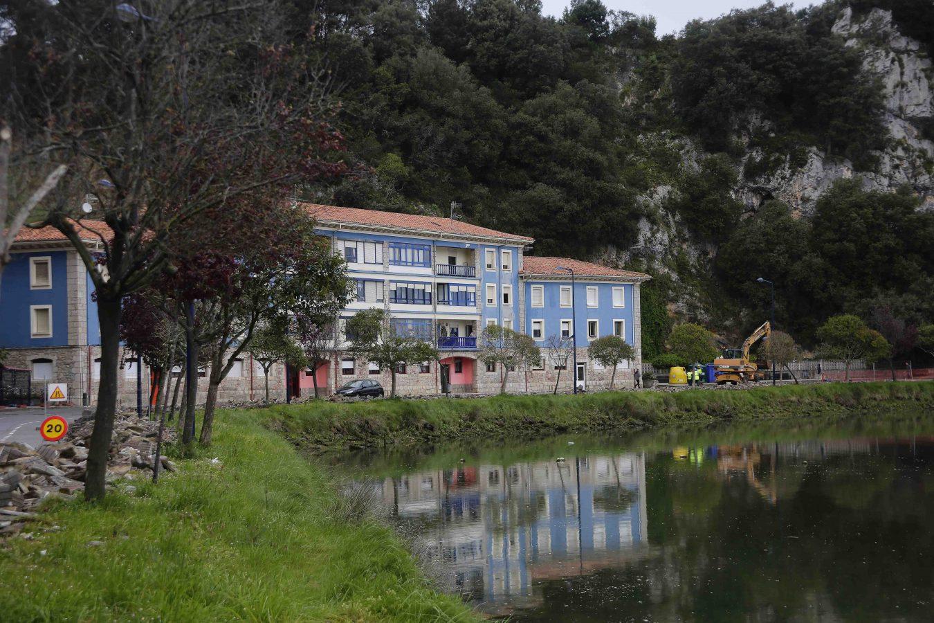 Los riosellanos barrios de La Cuesta y El Tocote quieren un plan de eficiencia energética similar al de El Cobayu