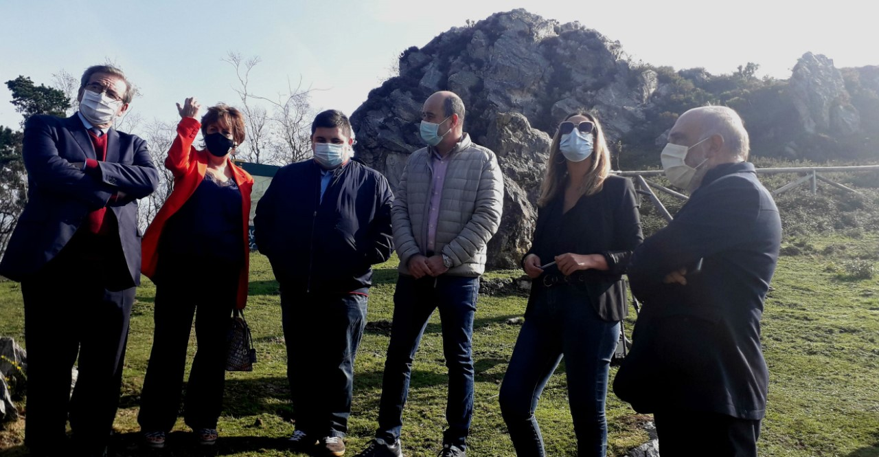 La fosa común de El Fitu quedará señalizada y preparada para su estudio y exhumación
