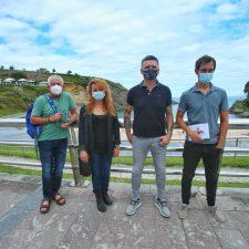 Podemos pide en Llanes la implantación de la ecotasa turística en Asturias