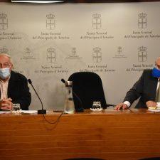 Pescadores fluviales de Asturias y Cantabria se unen contra la normativa propuesta por el Principado para 2021