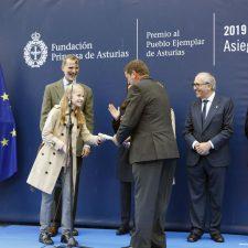 Arquitec diseñará la nueva plaza de Asiegu un año después del Premio Pueblo Ejemplar de Asturias