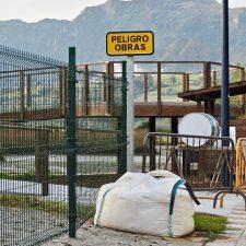 Costas ralentiza las obras que se ejecutan en la Avenida de Tito Bustillo de Ribadesella