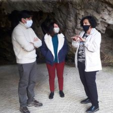 Cultura acometerá antes de fin de año obras de mejora en el edificio de entrada a la cueva Tito Bustillo