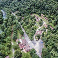 Los campings asturianos recibieron 85.000 viajeros en agosto y las casas rurales 62.000