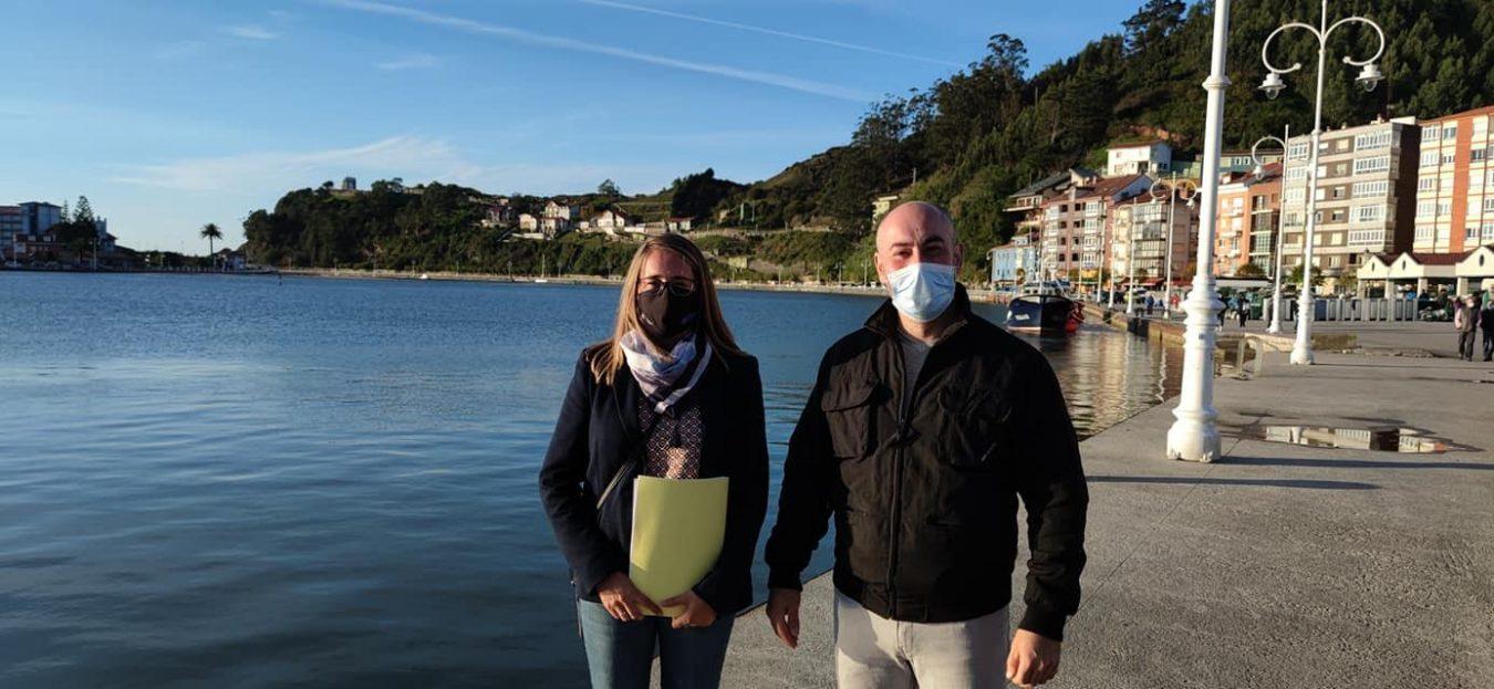 El PP llevará a la Junta los problemas de depuración que llevaron al cierre de la playa de Ribadesella el pasado verano